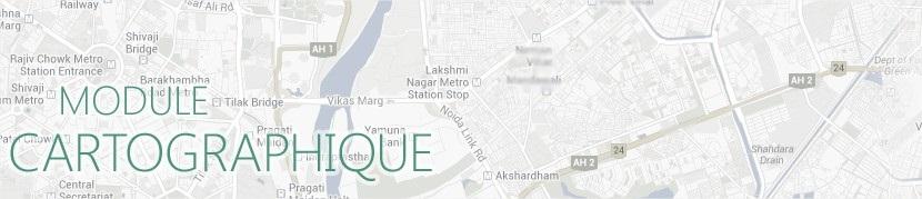 Module Cartographique